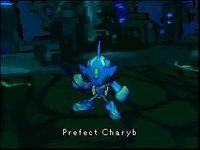 Charyb en batalla
