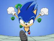 Ep15 Buballs chasing Sonic