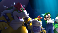 Mario Sonic Olympic Winter Games Festival Mode Ending 05