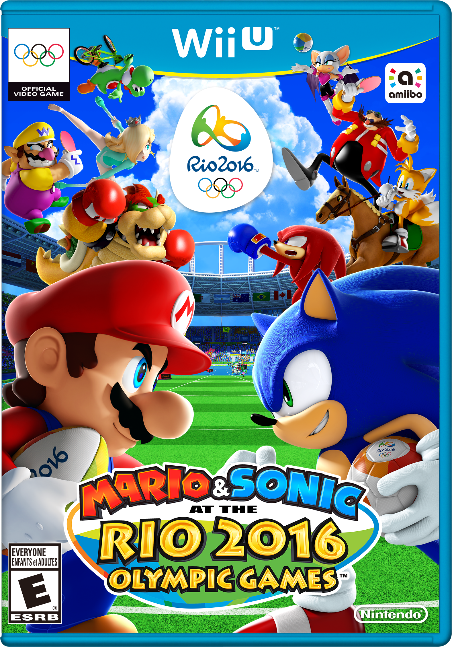 Mario & Sonic at the Rio 2016 Olympic Games | Sonic News