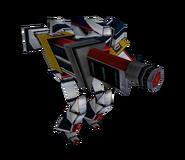SA2 Model Gun Hunter