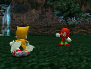 Sonic Adventure DC Cutscene 177