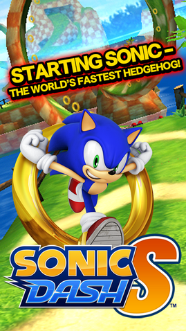 File:Sonic Dash S (Screenshot 1).png