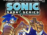 Sonic Saga Series Volume 6: Mogul Rising