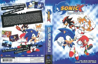 File:Sonic X Collection 01 cover art.jpg