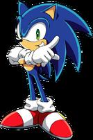 Sonic X Pose
