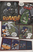 Sonic X issue 23 page 4