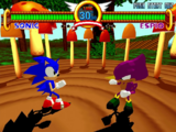 Mushroom Hill (Sonic the Fighters)