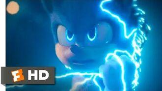 Super Sonic Scene