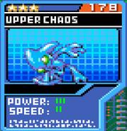 Upper Chaos