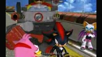 (Sonic Adventure 2 Battle) Dark 13) Amy