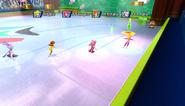 Mario Sonic Olympic Winter Games Gameplay 296