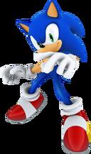 Modern Style Sonic 4