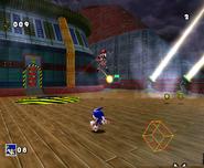 SA Sonic vs Gamma DX 3
