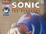 Archie Sonic the Hedgehog Issue 155