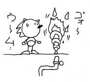 Sonic 1 sketch 23