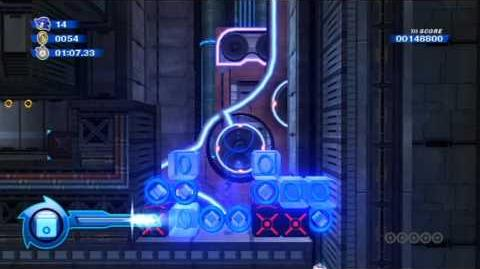 Sonic Colors - Starlight Carnival Act 2 HD