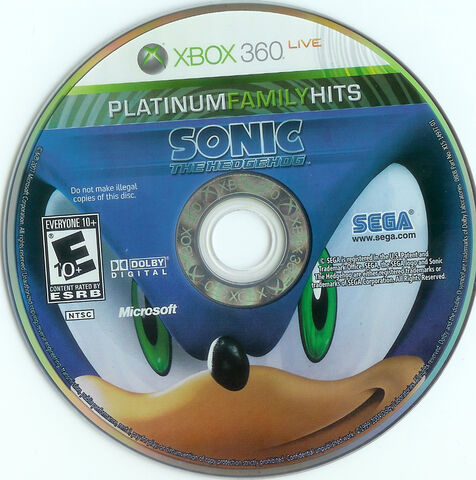 File:Sonic The Hedgehog (2006) - Disc - US (Platinum Hits) - (1).jpg