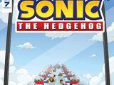 IDW Sonic the Hedgehog N° 007