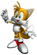 Tails Heroes art 2