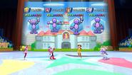 Mario Sonic Olympic Winter Games Gameplay 341
