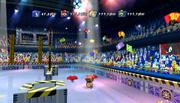 Mario Sonic Olympic Winter Games Gameplay 380