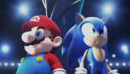 Mario Sonic Olympic Winter Games Opening 07