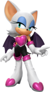 Rouge the Bat Mario & Sonic Rio Olympics