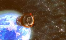 SA2 Shadow the Hedgehog in capsule