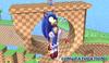 SSBB CongratulationsAll-Star Sonic