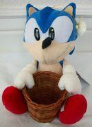 SegaSonic Basket Sonic