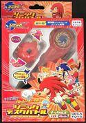 SegaToys SonicX DeskBattle Knuckles