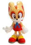 SegaToys SonicX FigureCollection Cream