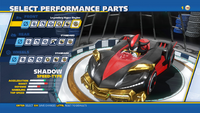 Shadow Legendary Hyper Engine Front