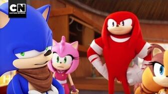 Sonic Boom l Cartoon Network-0