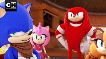Sonic Boom l Cartoon Network-0