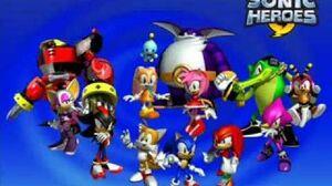 Sonic Heroes - Tema Principal