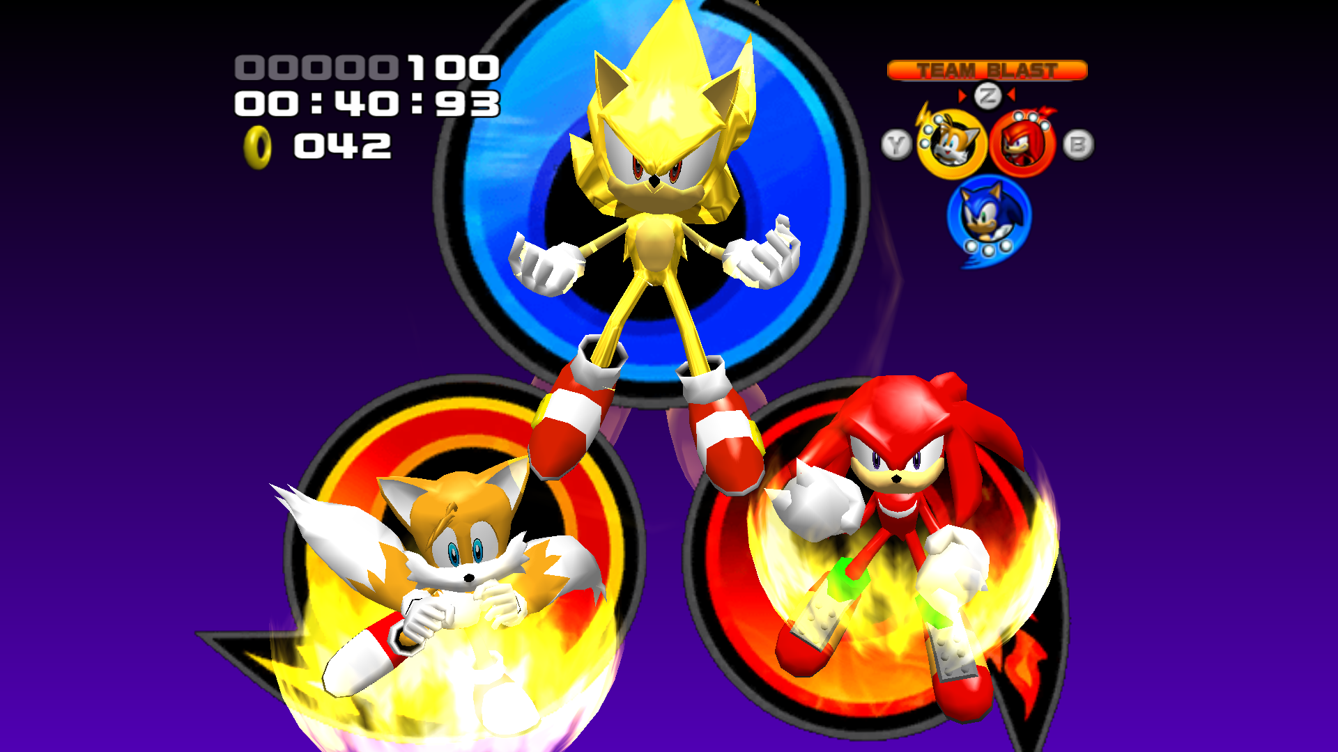 Team Super Sonic Sonic News Network