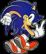Sonic PA artwork