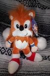 Caltoy Tails plush med