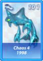 Card 101 (Sonic Rivals)