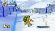Mario Sonic Olympic Winter Games Gameplay 151