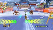 Mario Sonic Olympic Winter Games Gameplay 244