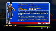 SASASR Character Profile 09