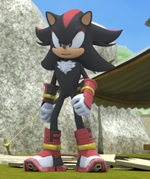 SB Shadow the Hedgehog