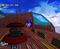 Sky Deck DX Sonic 67