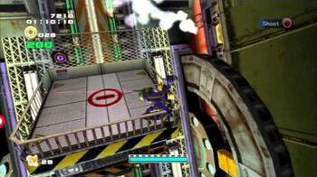 Sonic Adventure 2 (PS3) Prison Lane Mission 3 A Rank
