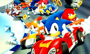 Sonic Generations 3DS artwork 13