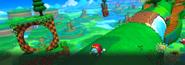 Speed Race 1 - Windy Hill - Zone 1 - Screen 1