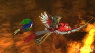 The Legend of Zelda Zone 4